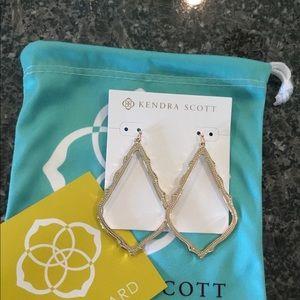 Kendra Scott Rose Gold Sophee Earrings